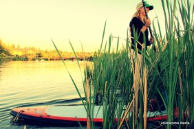 Jen in the reeds 2