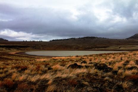 Petroglyph Lake