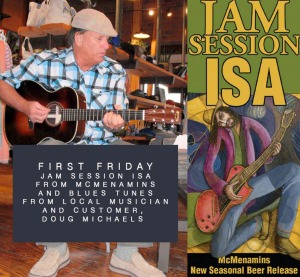 special thanks to douglas michaels for performing at  patagonia's april first friday