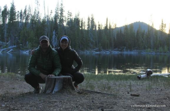 Camping at Fawn Lake